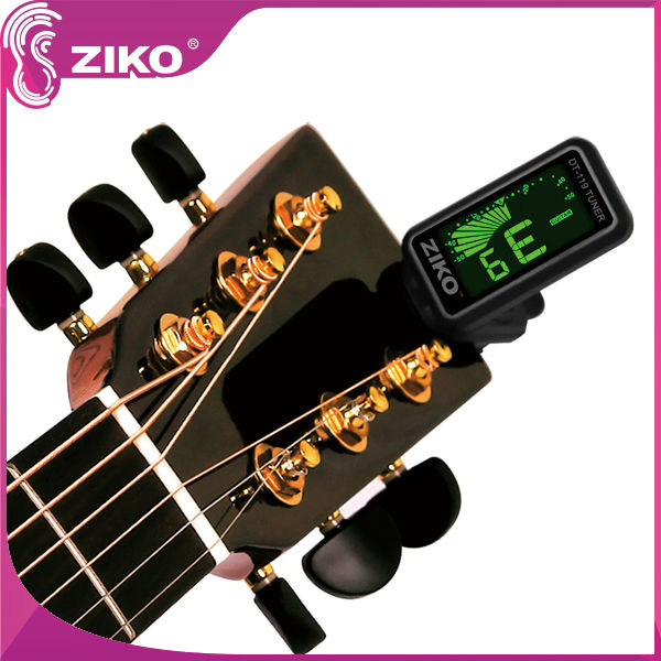 Hot-selling chromatic mini wholesale effective OEM guitar tuner