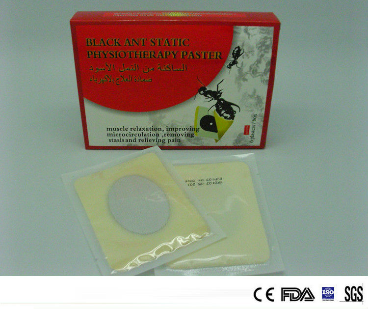 XQ 93International certification of physical therapy products of black ants