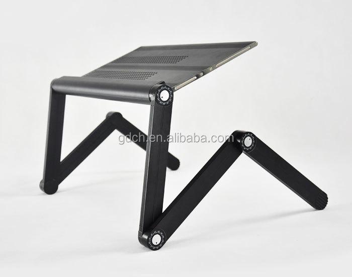 Mesa port til reclinable en la cama sof aluminio soporte del ordenador port til buy venta - Soporte portatil sofa ...