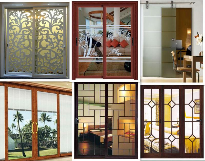 Iron window grill design metal window grills design product on alibaba - Door Grills Design Good Sealing Wooden Grain Aluminium