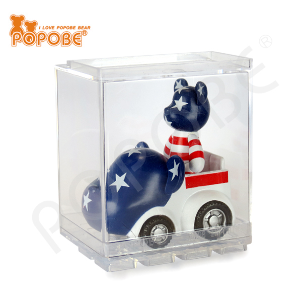 Mini Toy Bear Car Key Ring For Car Decor,Baby Gift,Bag Decor