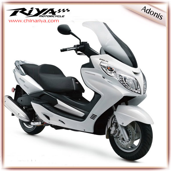 125cc 250cc & 300cc with eec approved exclusived scooter / motorcycle from Riya motor