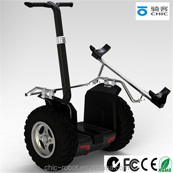 2015 auto stand up electric power golf scooters
