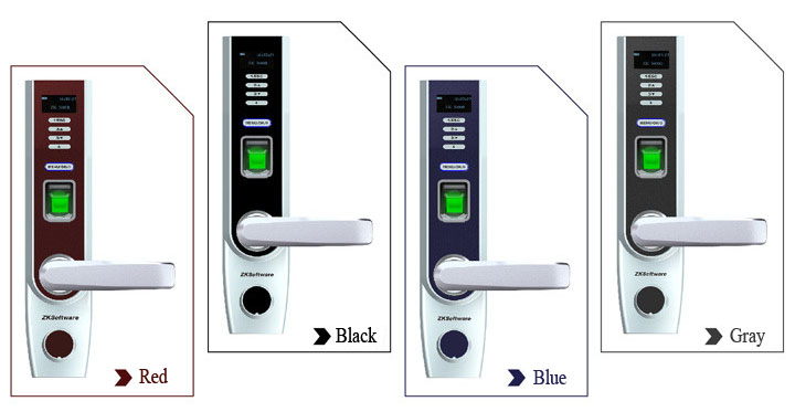 USB Flash Disk Cheap Biometric Fingerprint Door Lock (HF-LA501)