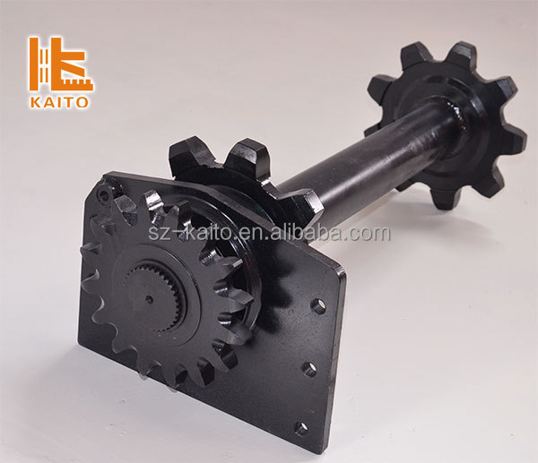 Dynapac spreading machine driving shaft spare parts