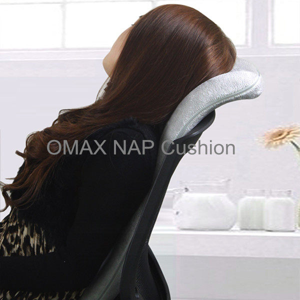 OMAX shape adjustable memory foam Seat Cushion for office Chair