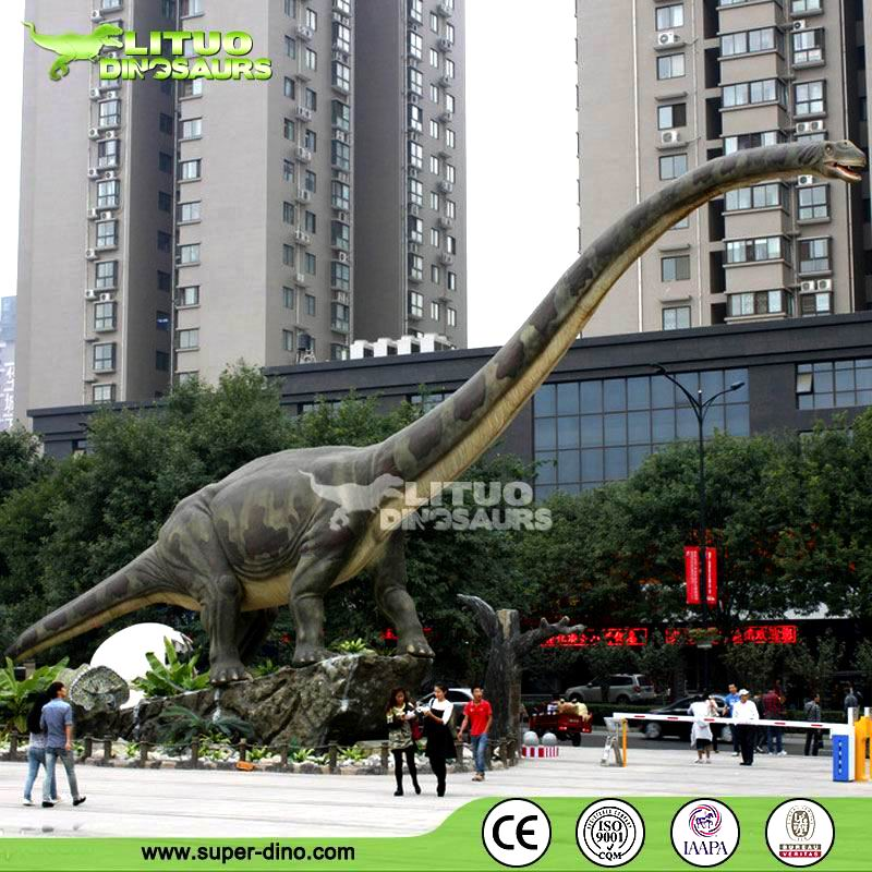 Large Dinosaur for Shopping Mall Outdoor Display Decor