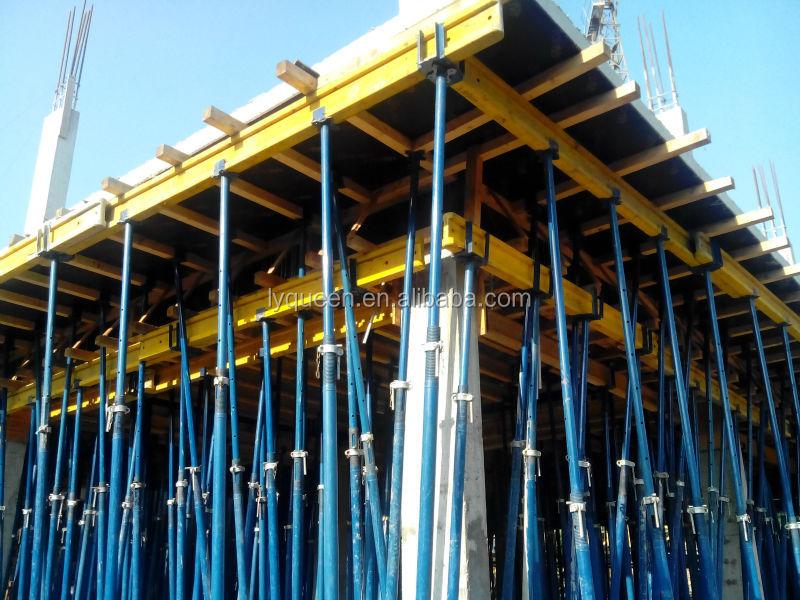 Scaffolding Universal Jack : M adjustable galvanized steel telescopic formwork heavy
