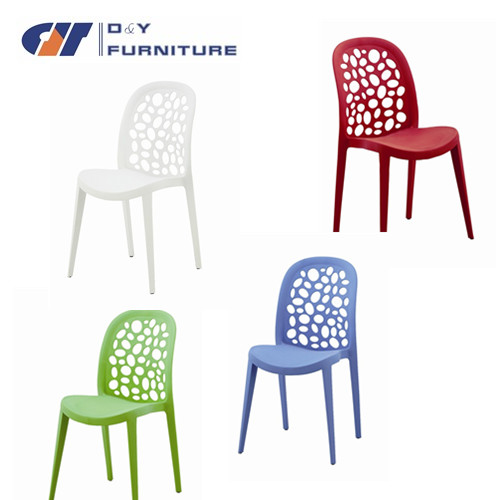 red comfortable plastic garden chair outdoor furniture View cheap