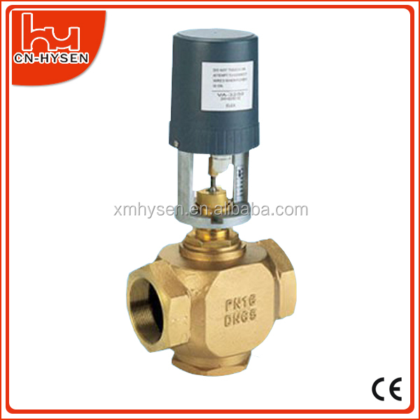 Water Electric Linear Actuator Valve