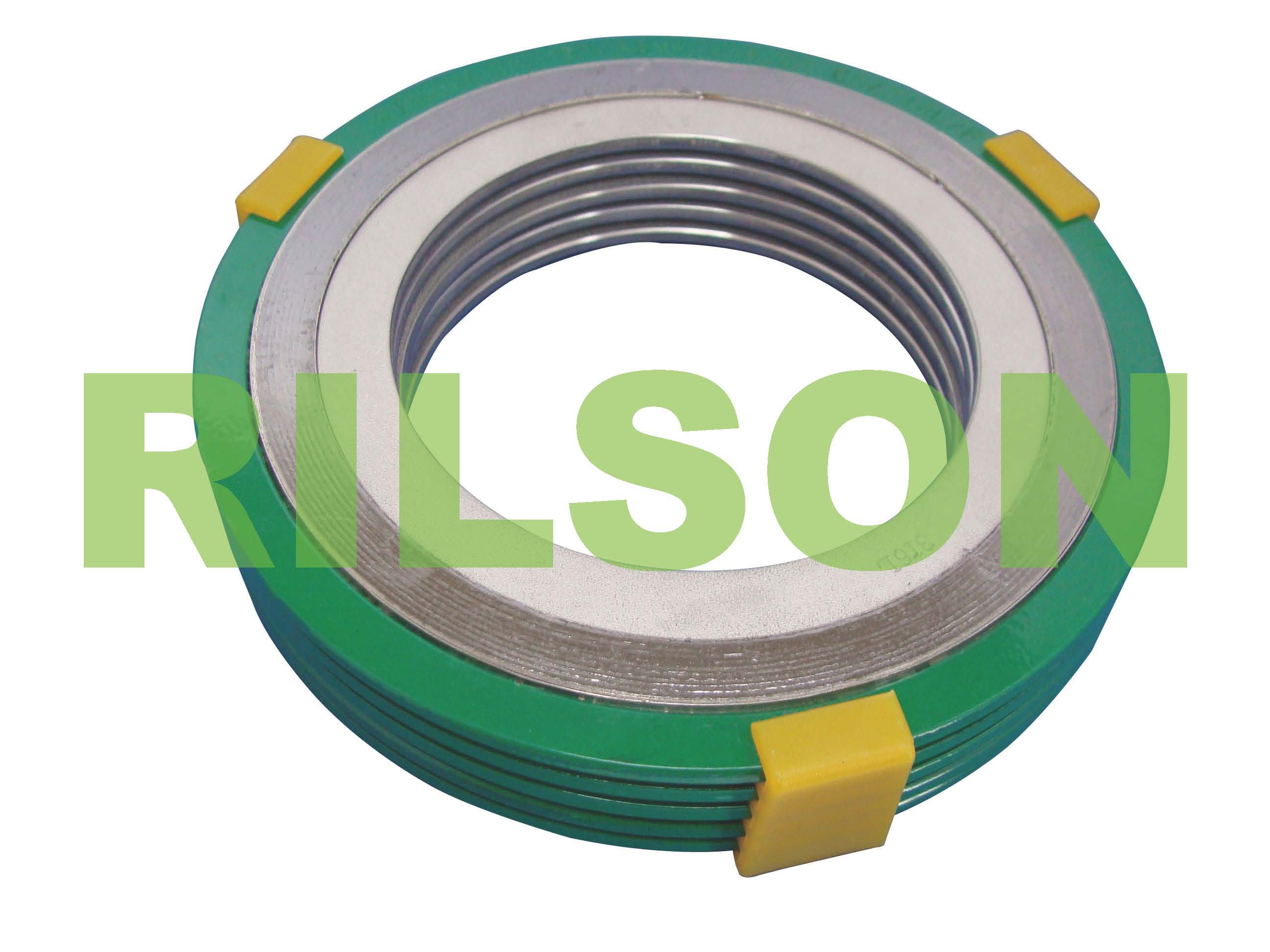 Spiral Wound Gasket with Inner Ring and Outer Ring (RS-5001)
