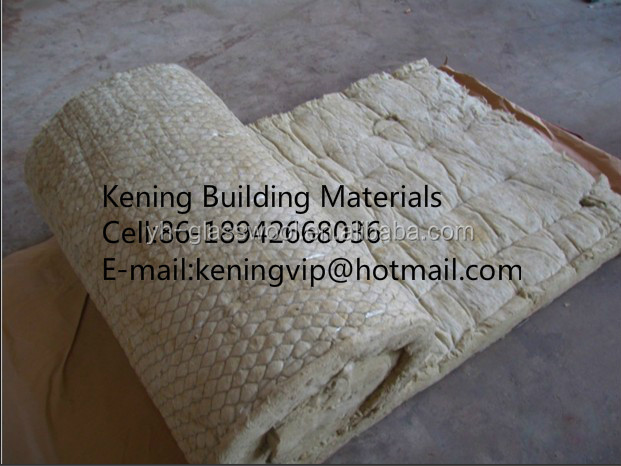 Rock Wool Board Mineral Wool Board For External Wall And