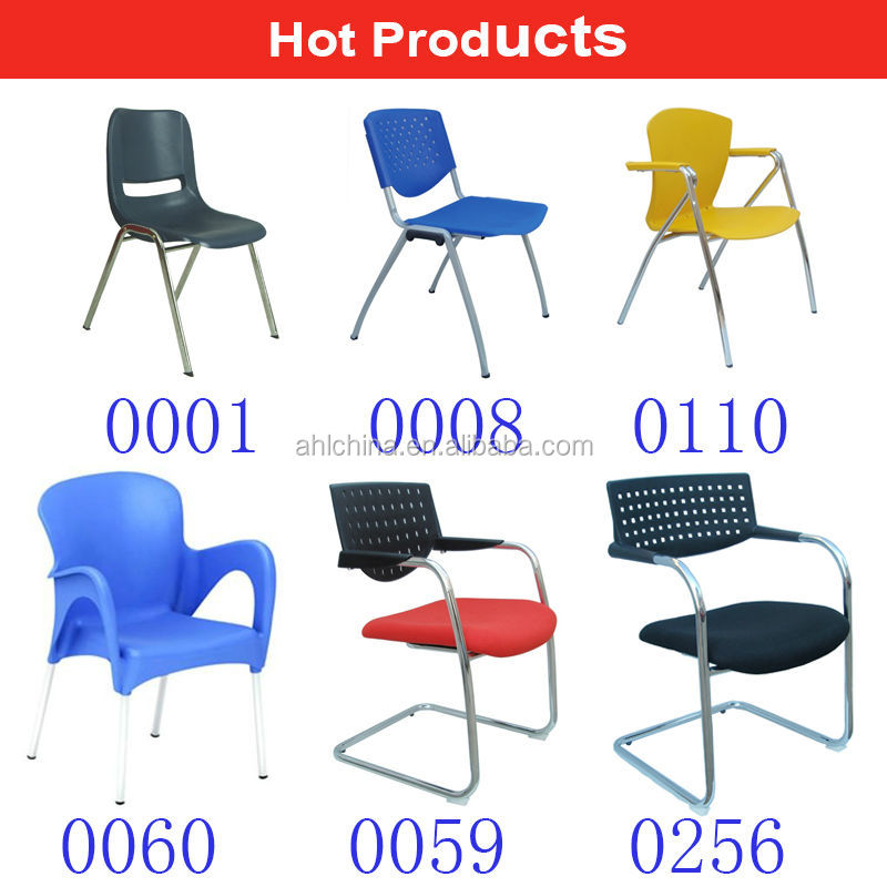 ISO chair student chair stackable plastic chair