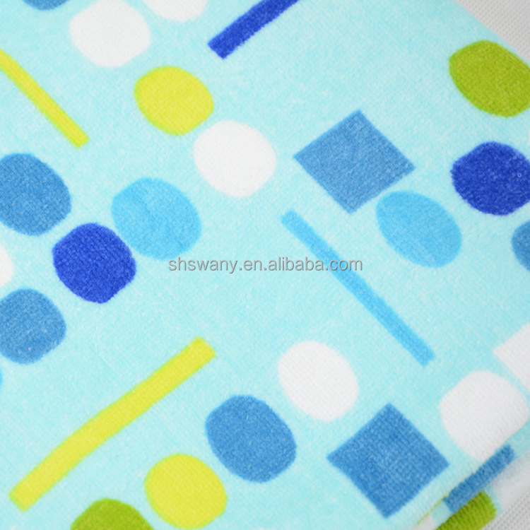 cotton printed beach towel wholesale