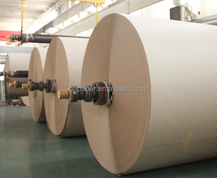CORE BOARD 360g/m2 FOR TEXTILE PAPER TUBE MAKING