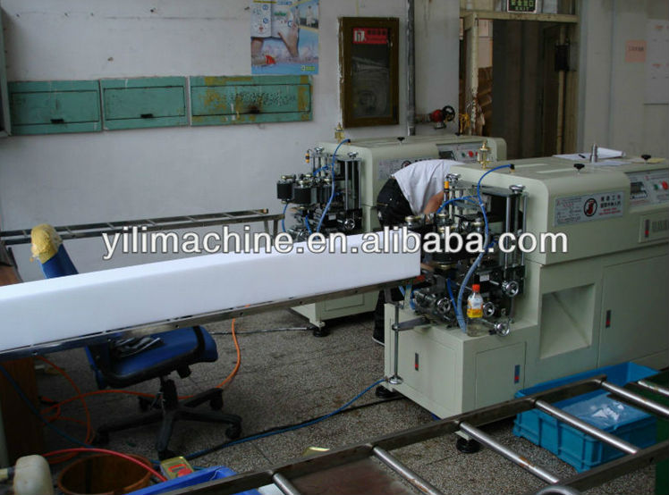 (HMI) Computerized Foam Block Skiving/Cutting Machine