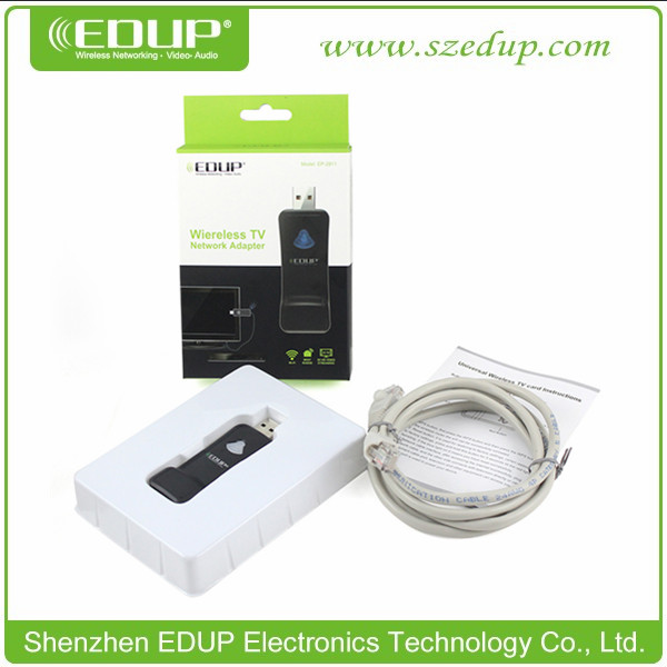 IEEE802.11b/g/n bluetooth adapter rs232 for tv150Mbps EDUP EP-2911