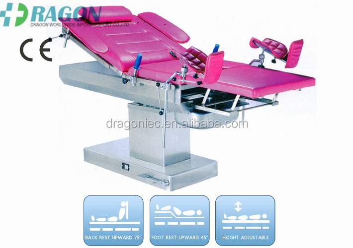 DW-OT10 surgical tables manufacturers electric multi-purpose operating table adjustable table