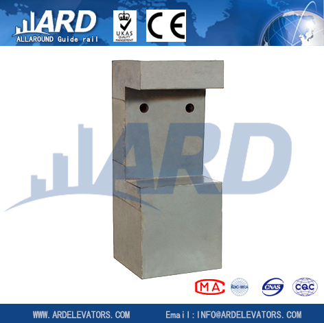 elevator part,cast iron elevator weights,elevator balance weight