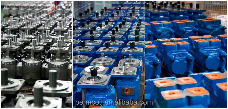 Genuine Permco hydraulic pump, motor for mining industry