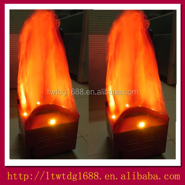 fake flame lighting,indoor flame light,fake fire led silk flame light