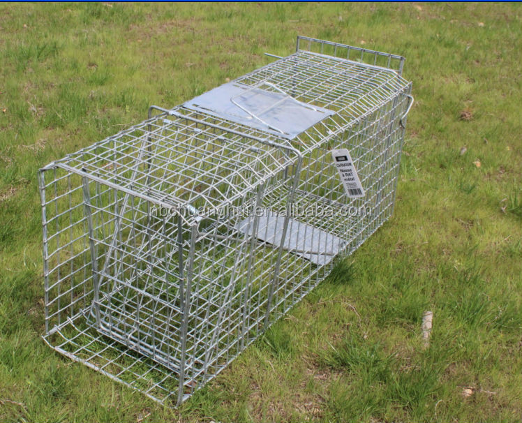 Easy set Collapsible Animal Trap 26'*9'*12' For Sale
