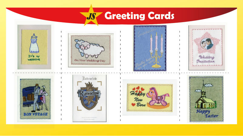 JS- Greeting Card