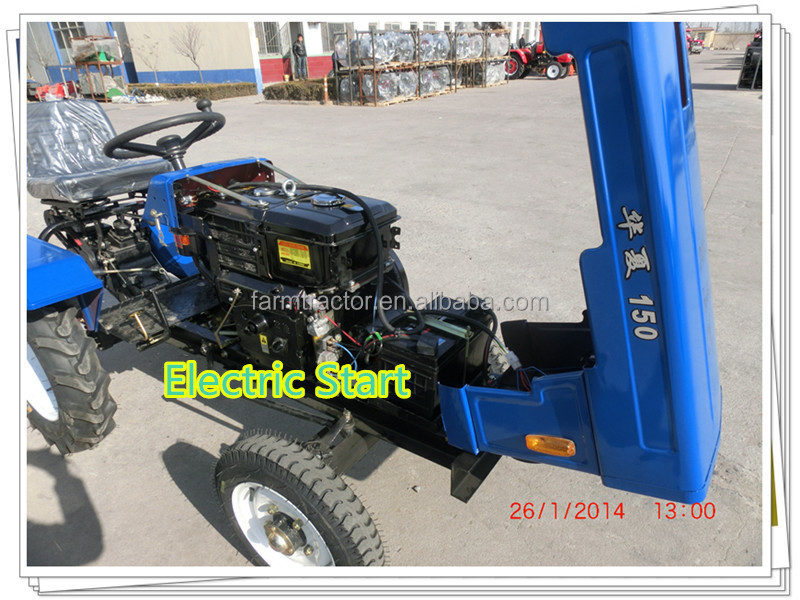 2014 new style high quality and good sale mini traktor