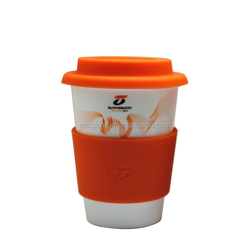 Unique Change Color Magic Coffee Cup Ceramic Coffee Mugs