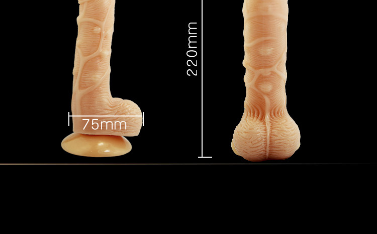Realistc male sex doll with big dick life size huge cock 7