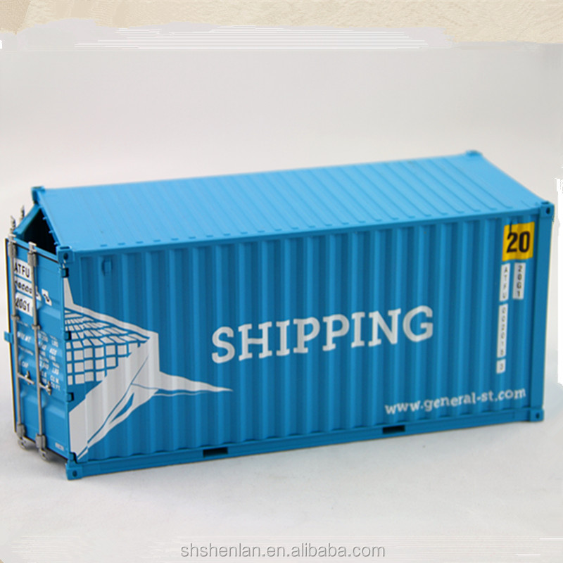 20 feet 1 30 zinc alloy container scale model buy cargo for 30 foot shipping container