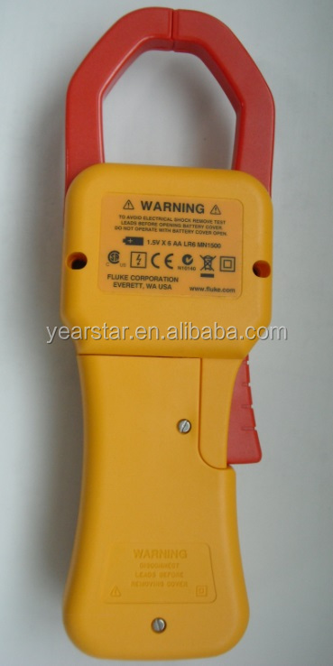 Fluke 345 Power Quality Clamp Meter with USB Interface