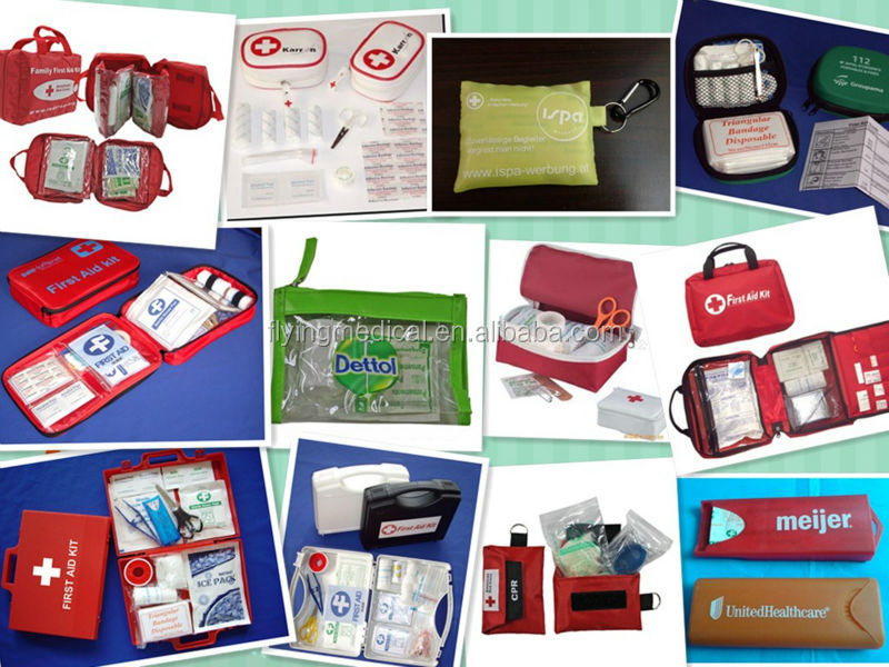 CE FDA wholesale Medical First Aid Kit Bags