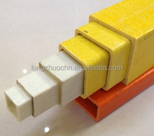Frp extrusion profile rectangular tube plastic