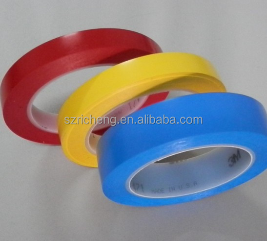 3m Vhb Pvc Adhesive Tape 471 Multiple Color Masking Tape