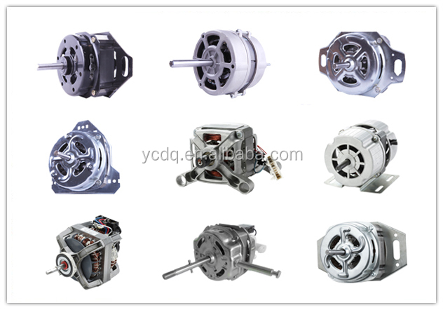 Alibaba China supplier Washing Machine Spin Motor