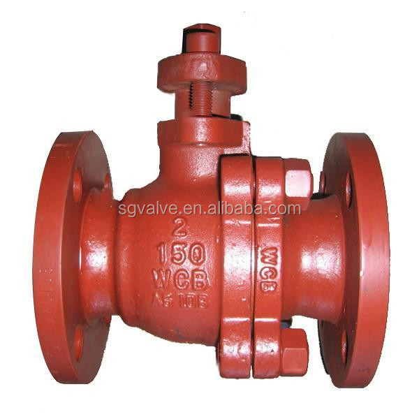 Fully welded Body Ball Valve