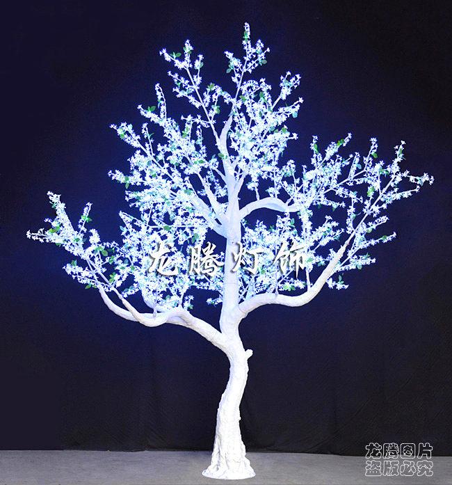 Outdoor White Led Christmas Lights