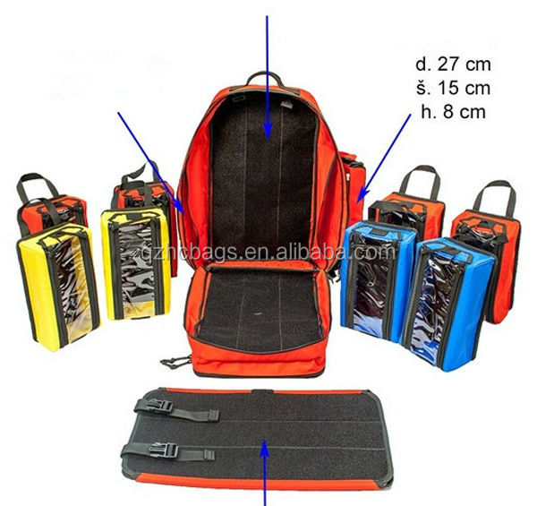 2016 Hot Sell Medical Bag Backpack(HC-A603)