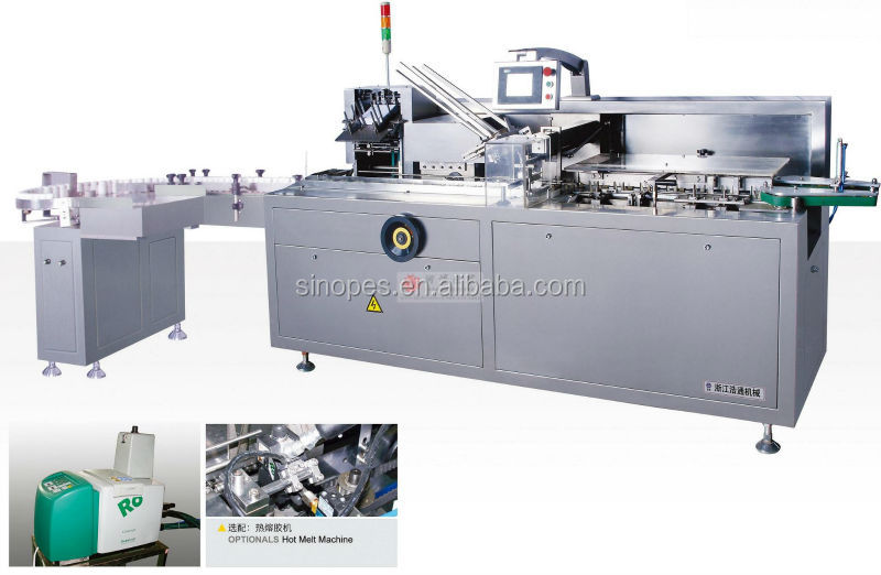 Automatic Cartoning Machine, Automatic Cartoner, High Speed Cartoning Machine