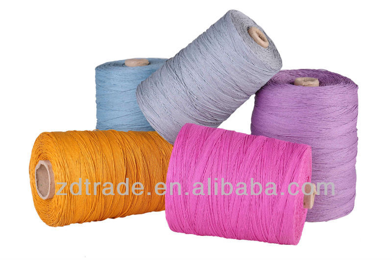 67 Yards Color Dyed 100% Natural Waxed Hemp Cord Ball for DIY crafts