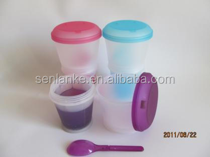 100ML plastic breakfast cup/ housemate