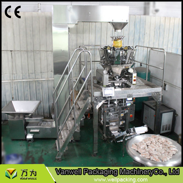 automatic spice granular packaging machine