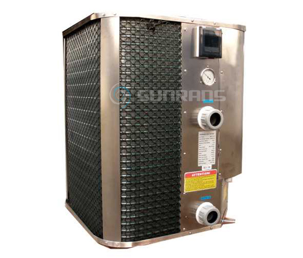 Hot Sale High Quality Low Price China Manufacturer Aquarium Portable Swimming Pool Heat Pump For