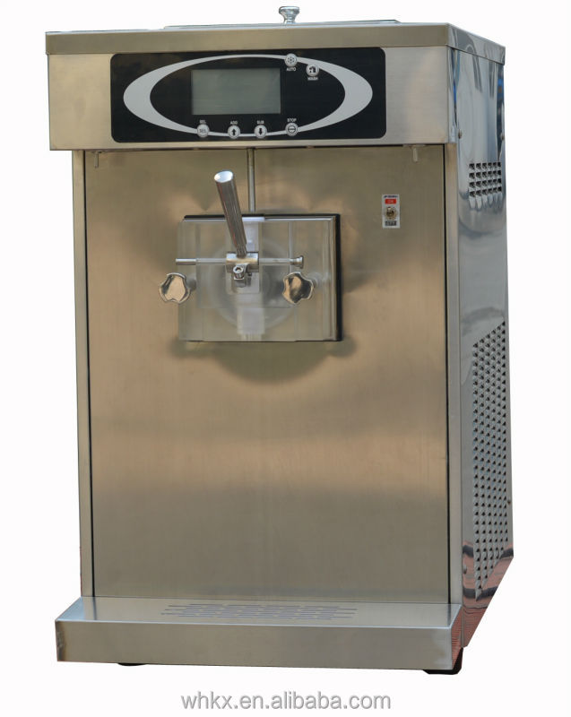 ice cream frozen yoghourt machine