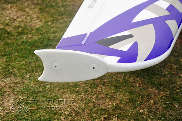 Classic plane model Sorceress 3d aerobatic rc plane
