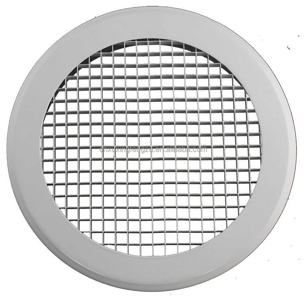 Grid Ceiling Return Air Grille : Air conditioning ceiling eggcrate return grille for