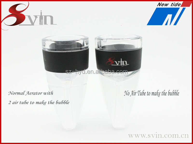Best selling portable hot wine accessories for whisky with FDA certification(NT-SV01)