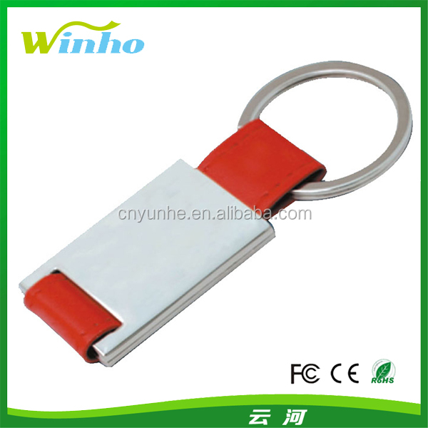 Custom Leather Keychain Wholesale