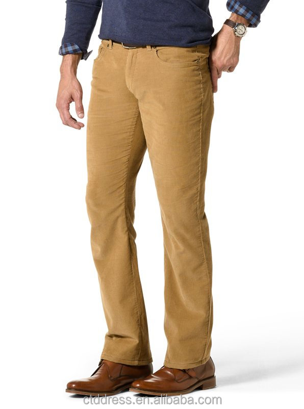 Customize cotton pants for man